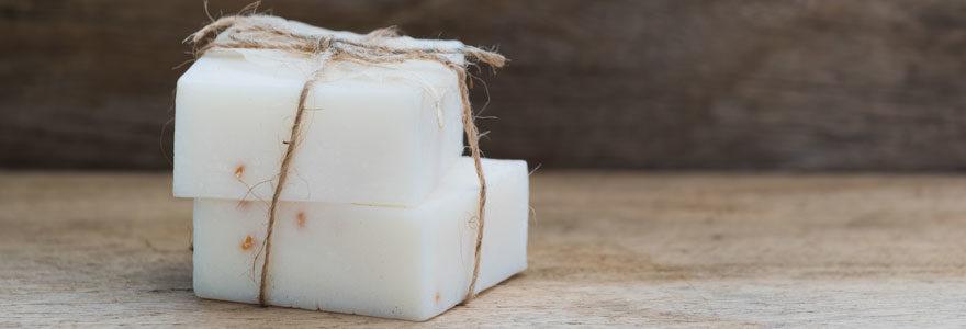 savon lait de chèvre bio